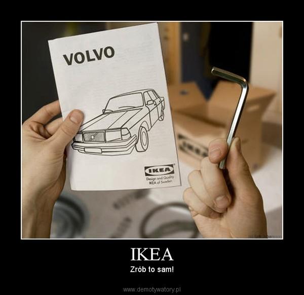 IKEA – Zrób to sam!