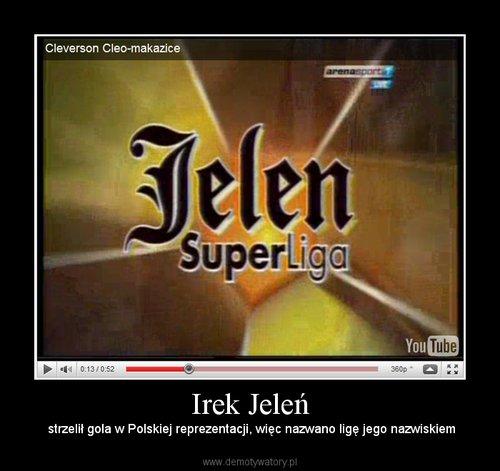 Irek Jeleń