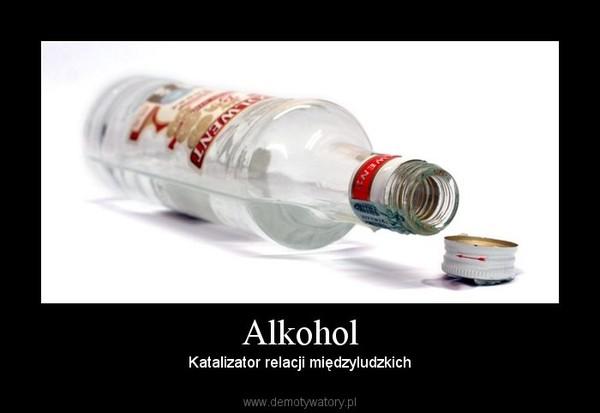 Alkohol – Katalizator relacji międzyludzkich