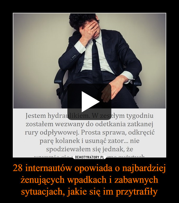 28 internautów opowiada o najbardziej żenujących wpadkach i zabawnych sytuacjach, jakie się im przytrafiły –