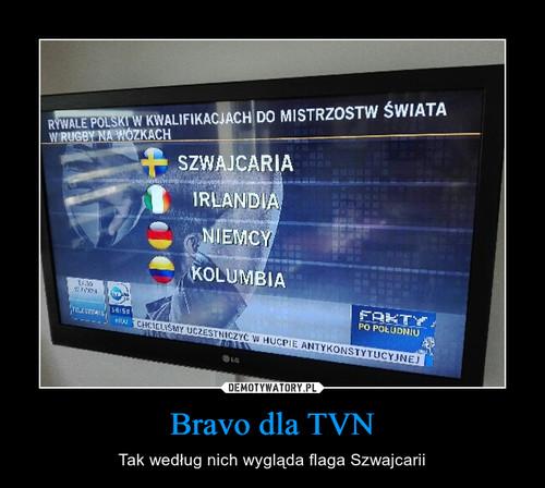 Bravo dla TVN