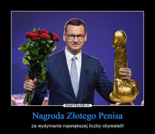 Nagroda Złotego Penisa