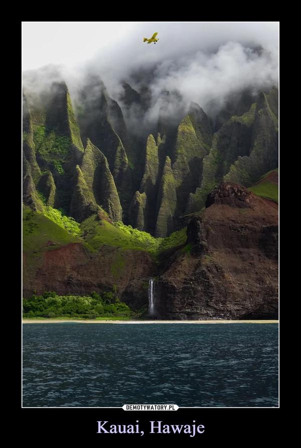 Kauai, Hawaje –