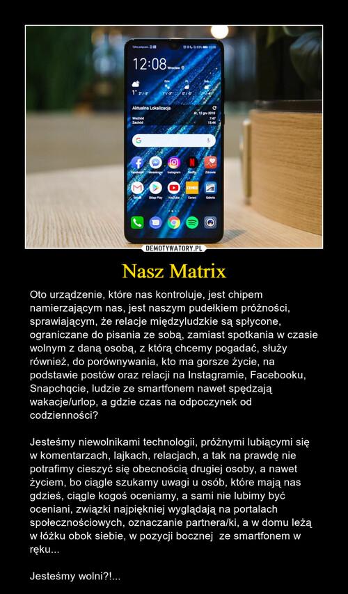 Nasz Matrix